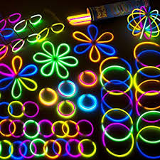 glow in the party supplies glow sticks bulk party supplies pack 100 pc 8