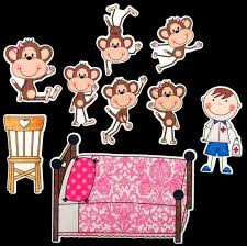 10 Monkeys Jumping On The Bed Clipart Monkey Jumping On The Bed