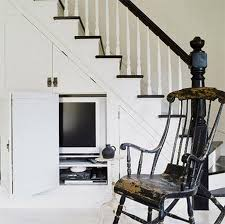 Staircase For Small Spaces Designs - 12 storage ideas for under stairs u2013 design sponge