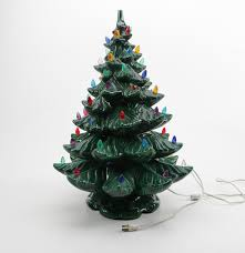 vintage ceramic christmas tree vintage ceramic christmas tree ebth