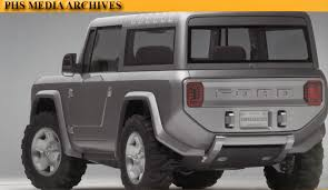 concept bronco 2017 the 2004 bronco concept and 2016 bronco from dreams to reality