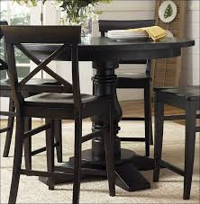 Kitchen  Round Counter Height Table With Storage Counter Height - Counter height kitchen table with storage