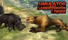 tiger apk simulator sabertooth tiger apk free simulation