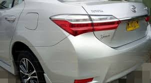stanced toyota corolla 2017 toyota corolla facelift will make it even more popular