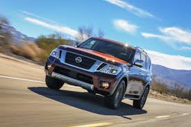 nissan armada light bar 2017 nissan armada steps onto patrol platform sae international