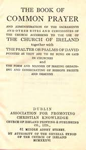 the book of common prayer of the church of ireland 1926