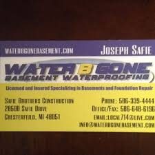waterbgone safie brothers construction get quote