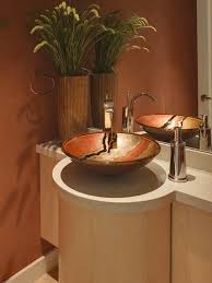 Powder Room Photos - 8 vanity looks for the powder room artisan crafted iron