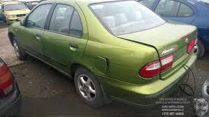 nissan almera second hand nissan almera 1999 1 4 mechaninė 4 5 d 2015 11 09 a2449 used car