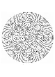 498 free mandala coloring pages adults free printable