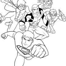 superheroes netart part 2