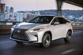 car lexus 2017 2017 lexus rx 350 review autoguide com news
