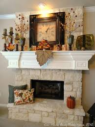 Fireplace Mantel Decoration by 170 Best Mantle Decorations Year Round Images On Pinterest Happy