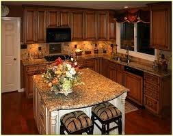 kitchen ideas with maple cabinets kitchen cabinet tile ideas and photos madlonsbigbear com