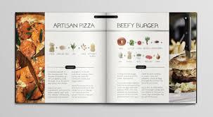 35 beautiful recipe book designs layout insp