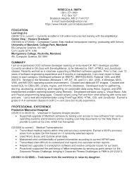 Software Engineer Resume Sample Pdf by Entry Level Java Developer Resume Resume For Your Job Application