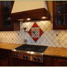 Mexican Tile Backsplash Kitchen Kitchen Countertop With Mexican - Mexican backsplash tiles