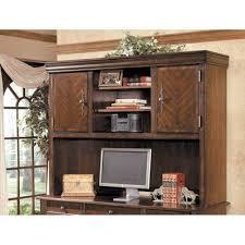 hamlyn large office credenza h527 46 ashley furniture afw