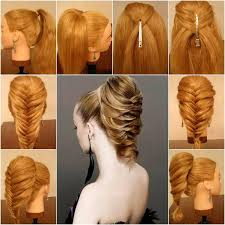 hair braiding styles step by step elegant braided hairstyle fashion style photos kfoods com