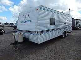 2001 fleetwood mallard 24j travel trailer wichita falls tx