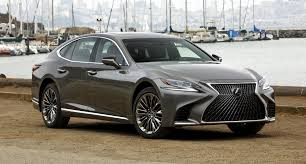lexus economy cars news 2018 lexus ls 500 and 500h world debut clean fleet report