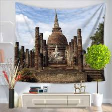 aliexpress com buy home decor wall hanging colorful fabric