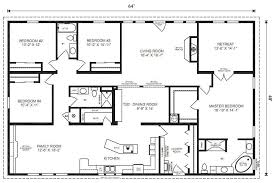 manufactured homes floor plans 5 bedroom manufactured homes floor plans pictures modular