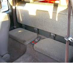 Toyota Pickup Bench Seat 1991 Compact Truck 4wd Extended Cab Seat Covers Precisionfit