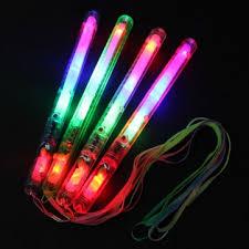 multi color 7 modes led light stick ledonlineworld