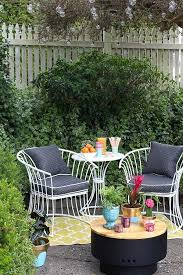 small backyard furniture ideas small patio ideas for renters and