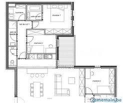 plan appartement 3 chambres appartement à vendre à arlon 3 chambres 2ememain be