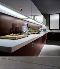 Led Kitchen Under Cabinet Lighting Where And How To Install Led Light Strips Under Cabinet