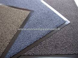 tappeti asciugapassi morandi pavimenti pavimenti in legno laminato linoleum gomma