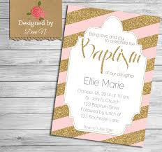 Baptismal Invitation Card Design Invitation Baptism Or Christening Catholic Baptism