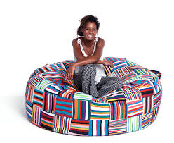 jumbo boribori handwoven bean bags beanbags ashanti design