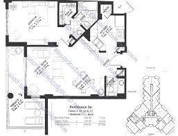 Buy Floor Plans by One Tequesta Point Condo Floor Plans