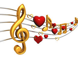 music note and hearts clipart panda free clipart images