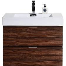 Bathroom Countertops And Sinks Modern Bathroom Vanities U0026 Cabinets Allmodern