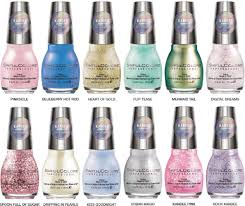 kandee johnson sinful colors nail polish collection pretty
