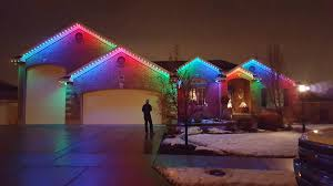 multi colored led christmas lights cozy inspiration multi color led christmas lights chritsmas decor