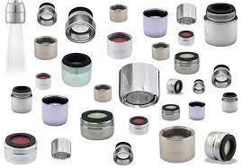 Faucet Tip Assembly How To Choose A Faucet Aerator Bob Vila