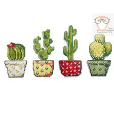 Free Kitchen Embroidery Designs Cactus Plastic Canvas Pattern Kitchen Cross Stitch Plastic Canvas