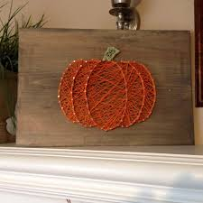 fall string art ideas and tutorial sugar bee crafts