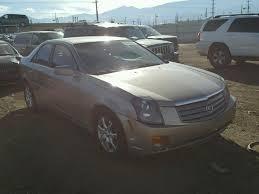 cadillac cts 2003 for sale 2003 cadillac cts for sale co colorado springs salvage cars
