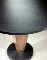 stone top dining table pedestal dining table slate dining