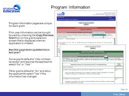 56 narrative selection the new megs updates for school year the michigan electronic grants system