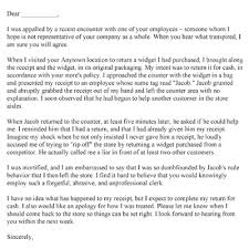 best ideas of complaint letter sample poor service hotel about