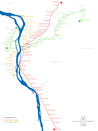 Metro Station Map In Dubai by Cairo Public Transport Page 2 Skyscrapercity