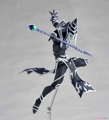 vulcanlog 010 yu gi oh revo dark magician pvc figure images list
