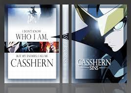 casshern sins casshern sins movies box art cover by madoublex